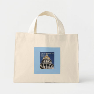 Carry The Denver Group To the Beach - Customized Mini Tote Bag