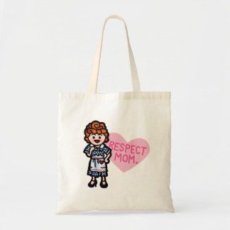 carry the love. tote bag