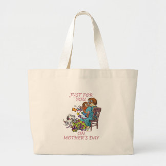 Carry This Mom Large Tote Bag
