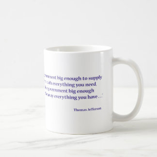 Carrying a Torch Coffee Mugs