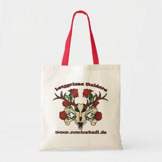 Carrying bag motive: Skull deer