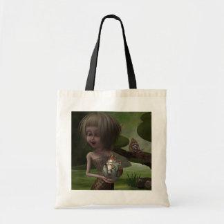 Carrying bag Shoppingbag Bag bag motive Waldfee