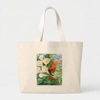 CARRYING CALA LILIES BAG