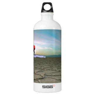 Carrying love water bottle