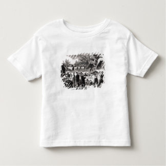 Carrying off the Wounded after the Antietam Toddler T-shirt