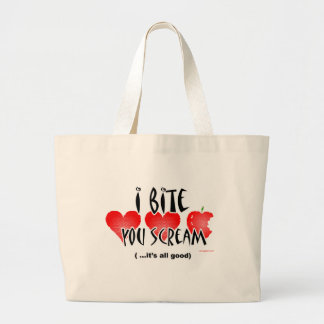 Carrying Tote for the Vampire Lover on your List! Bags