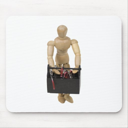 CarryingToolbox112709 copy Mouse Pad