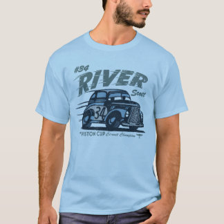 Cars 3 | #34 River Scott T-Shirt