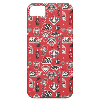 Cars 3 | 95 Lightning McQueen Speed Pattern iPhone SE/5/5s Case