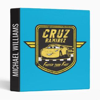 Cars 3 | Cruz Ramirez - Faster than Fast Binder