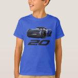 Cars 3 | Jackson Storm - Storm 2.0 T-shirt at Zazzle