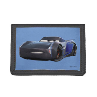 Cars 3 | Jackson Storm - Storm 2.0 Trifold Wallet
