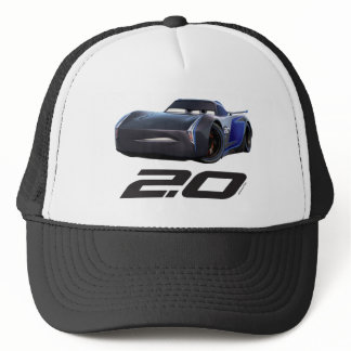 Cars 3   Jackson Storm - Storm 2.0 Trucker Hat