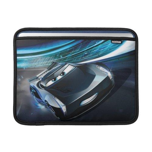 Cars 3 | Jackson Storm - Storming Through MacBook Air Sleeve