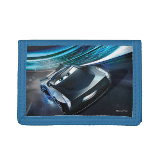 Cars 3 | Jackson Storm - Storming Through Trifold Wallet