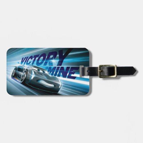 Cars 3 | Jackson Storm - Victory is Mine Luggage Tag