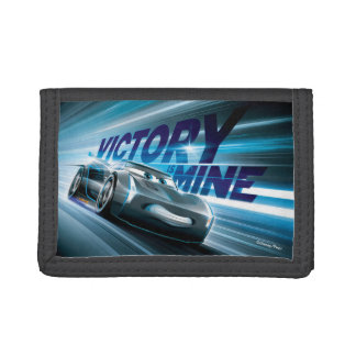 Cars 3 | Jackson Storm - Victory is Mine Tri-fold Wallet