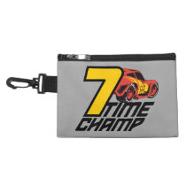 Cars 3 | Lightning McQueen - 7 Time Champ Accessory Bag