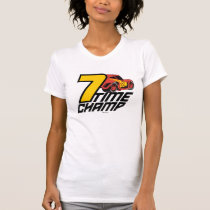 Cars 3 | Lightning McQueen - 7 Time Champ T-Shirt