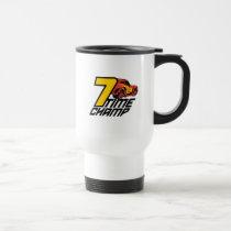 Cars 3 | Lightning McQueen - 7 Time Champ Travel Mug