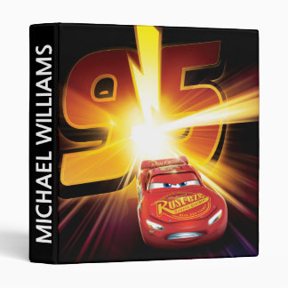 Cars 3 | Lightning McQueen 95 Binder
