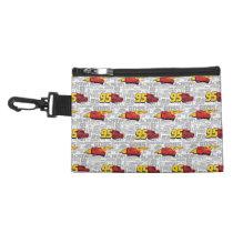 Cars 3 | Lightning McQueen 95 Pattern Accessory Bag