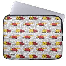 Cars 3 | Lightning McQueen 95 Pattern Computer Sleeve