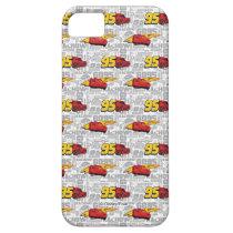 Cars 3 | Lightning McQueen 95 Pattern iPhone SE/5/5s Case