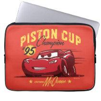 Cars 3 | Lightning McQueen - #95 Piston Cup Champ Laptop Sleeve