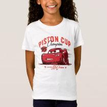 Cars 3 | Lightning McQueen - #95 Piston Cup Champ T-Shirt