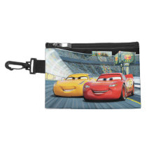 Cars 3 | Lightning McQueen & Cruz Ramirez Accessory Bag