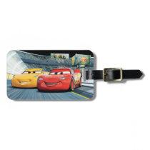 Cars 3 | Lightning McQueen & Cruz Ramirez Luggage Tag