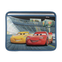 Cars 3 | Lightning McQueen & Cruz Ramirez Sleeve For MacBook Air