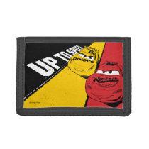 Cars 3 | Lightning McQueen & Cruz Ramirez - Speed Tri-fold Wallet