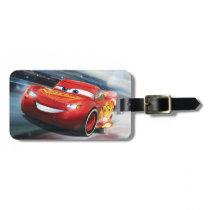 Cars 3 | Lightning McQueen - Full Throttle Bag Tag