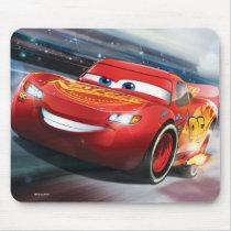 Cars 3 | Lightning McQueen - Full Throttle Mouse Pad