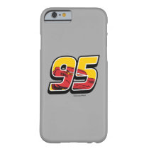 Cars 3 | Lightning McQueen Go 95 Barely There iPhone 6 Case