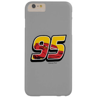 Cars 3   Lightning McQueen Go 95 Barely There iPhone 6 Plus Case