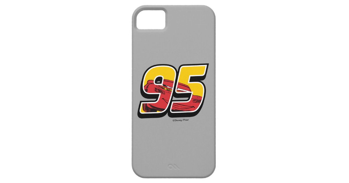 Cars 3 Lightning Mcqueen Go 95 Case Mate Iphone Case Zazzle