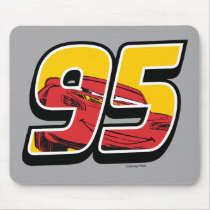 Cars 3 | Lightning McQueen Go 95 Mouse Pad