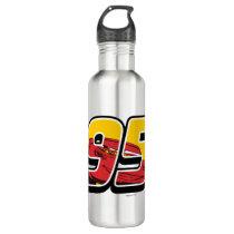 Cars 3 | Lightning McQueen Go 95 Stainless Steel Water Bottle