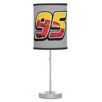 Cars 3 | Lightning McQueen Go 95 Table Lamp