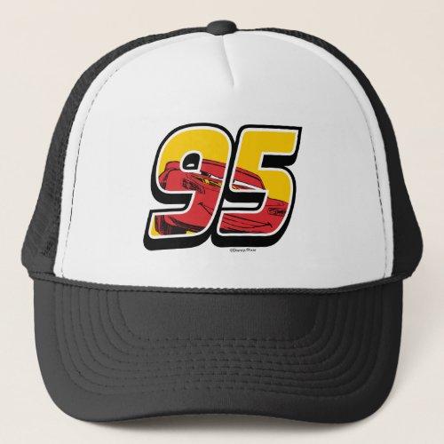 Cars 3 | Lightning McQueen Go 95 Trucker Hat