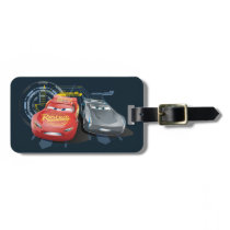 Cars 3 | Lightning McQueen & Jackson Storm Bag Tag