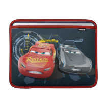 Cars 3 | Lightning McQueen & Jackson Storm MacBook Sleeve
