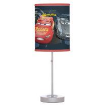 Cars 3 | Lightning McQueen & Jackson Storm Table Lamp