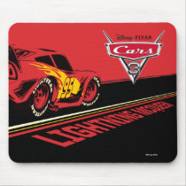 Cars 3 | Lightning McQueen - Let's Race Mouse Pad