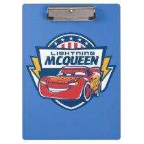 Cars 3 | Lightning McQueen - Lightning Fast Clipboard