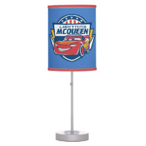 Cars 3 | Lightning McQueen - Lightning Fast Table Lamp
