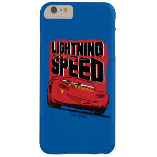 Cars 3   Lightning McQueen - Lightning Speed Barely There iPhone 6 Plus Case